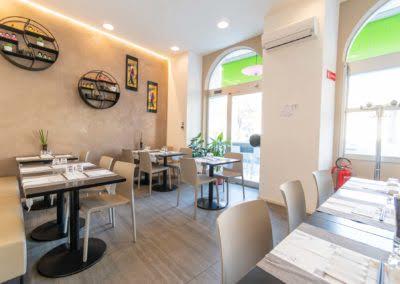 insushi ristorante in piazza vittoria